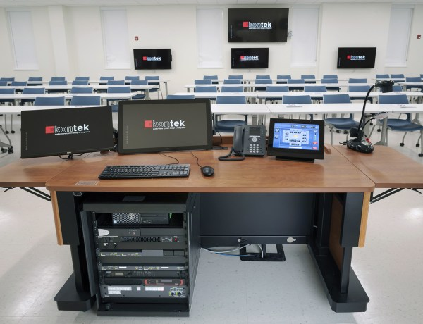 Extron NAV Series Delivers AVoIP Throughout UNCW's Newest and Largest Campus Addition