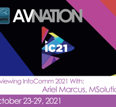 Previewing InfoComm 2021 With MSolutions