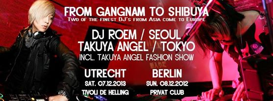 From Gangnam to Shibuya - Astan Magazine