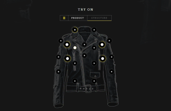 WEARABLE ONE OK ROCK Jacket