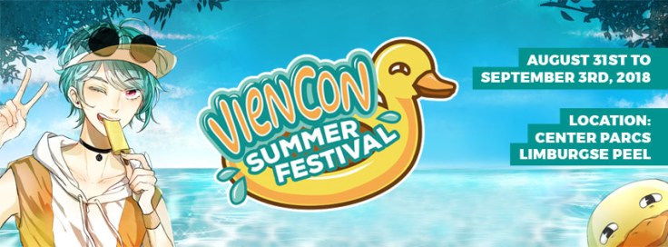 Viencon Summer Festival: Cannonball Splash!