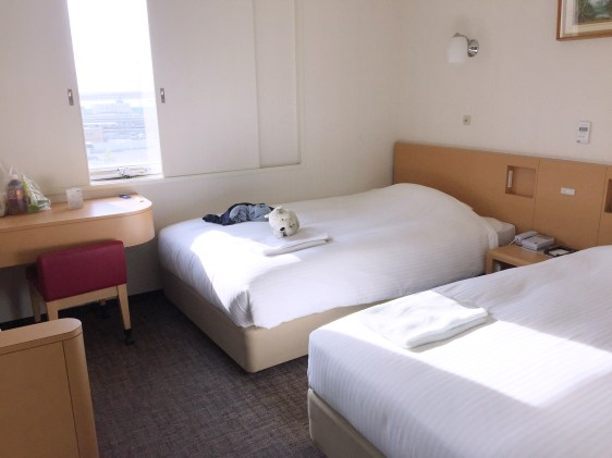 our room at Smile Hotel