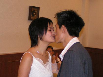 da dorky kiss