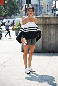 Street Style - Day 3 - New York Fashion Week Spring 2015
