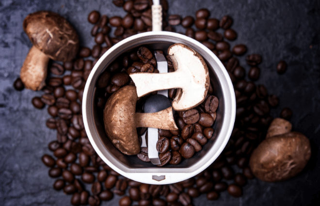 Mushroom Coffee min