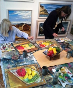September Painting Course