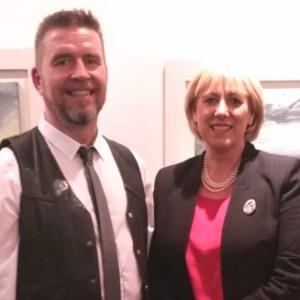 Art Minister lauds Rod Coyne