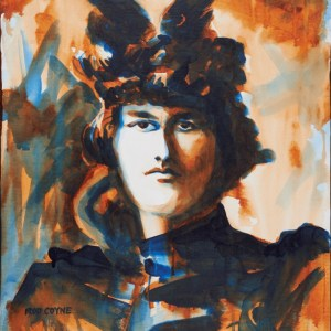 Maud Gonne_Easter Rising