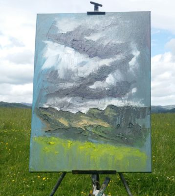 My first effort at the Sky Arts competition.