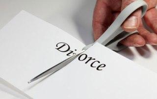 divorce et date de dissolution du mariage