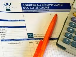 Déclaration de CRDS, contribution au remboursement de la dette sociale