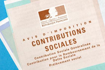 Avis de CSG (contribution sociale généralisée)