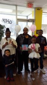 D Children book launch