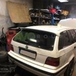 Jdm Spoiler Ducktail For Bmw 3 E36 93 00 Touring Avogroup Auto Parts Shop Service