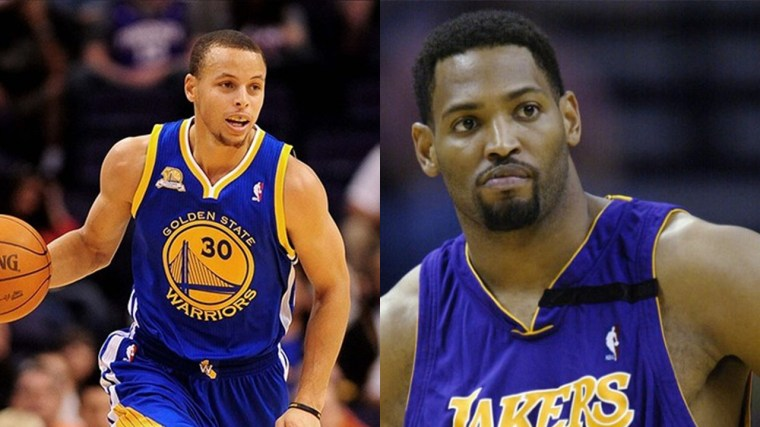 Clutch Boys: Stephen Curry and Robert Horry (among many others)