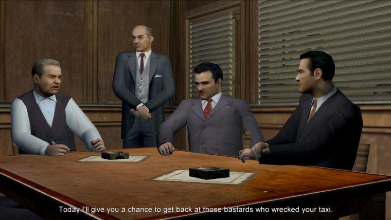 Mafia: The City of Lost Heaven   Screenshot 01