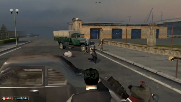 Mafia: The City of Lost Heaven | Screenshot 02