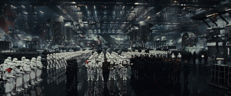 Star Wars: The Last Jedi — First Order