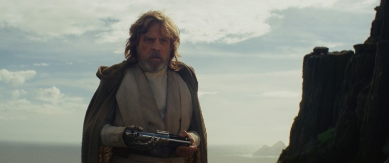 Star Wars: The Last Jedi — Luke Skywalker
