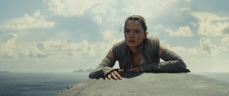 Star Wars: The Last Jedi — Rey