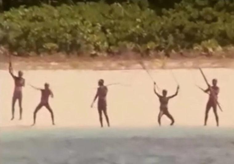 The Sentinelese of the Andaman Islands