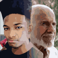 Etika and Venus Project Founder Jacque Fresco