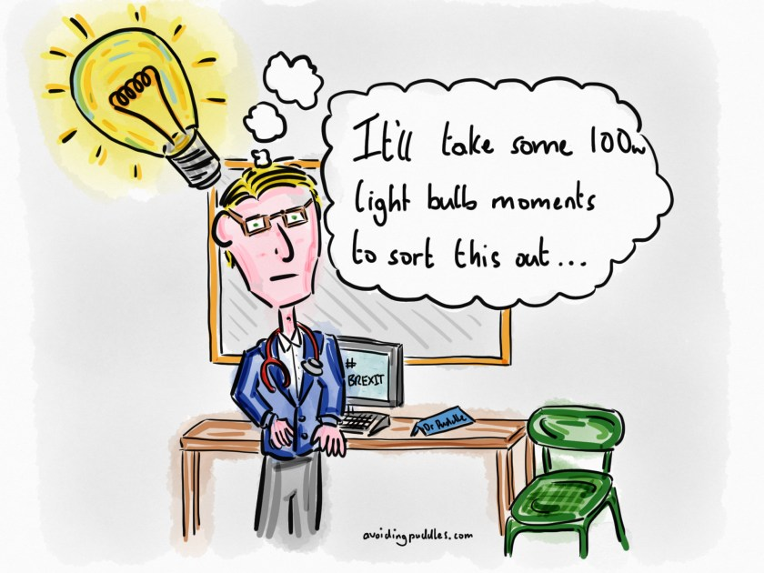 100w light bulb moment
