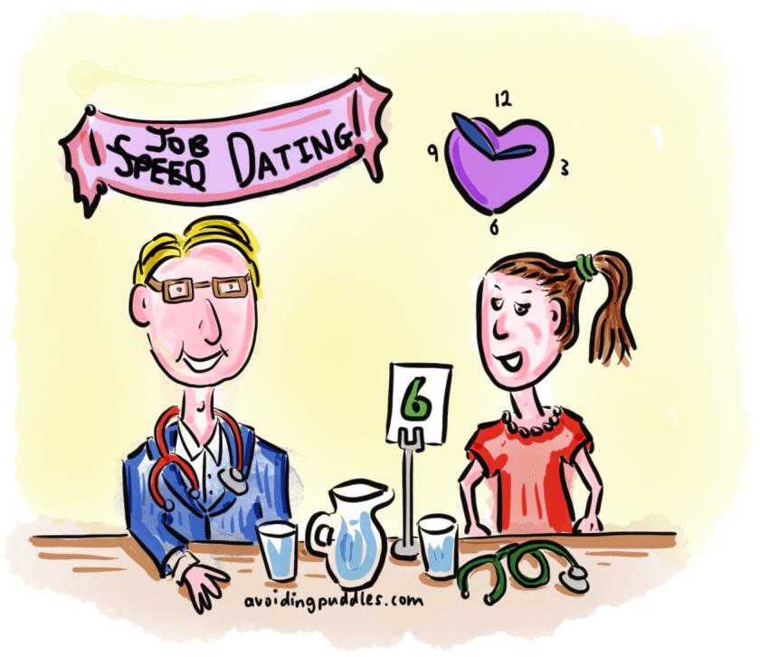 GP Job Speed Dating Pic