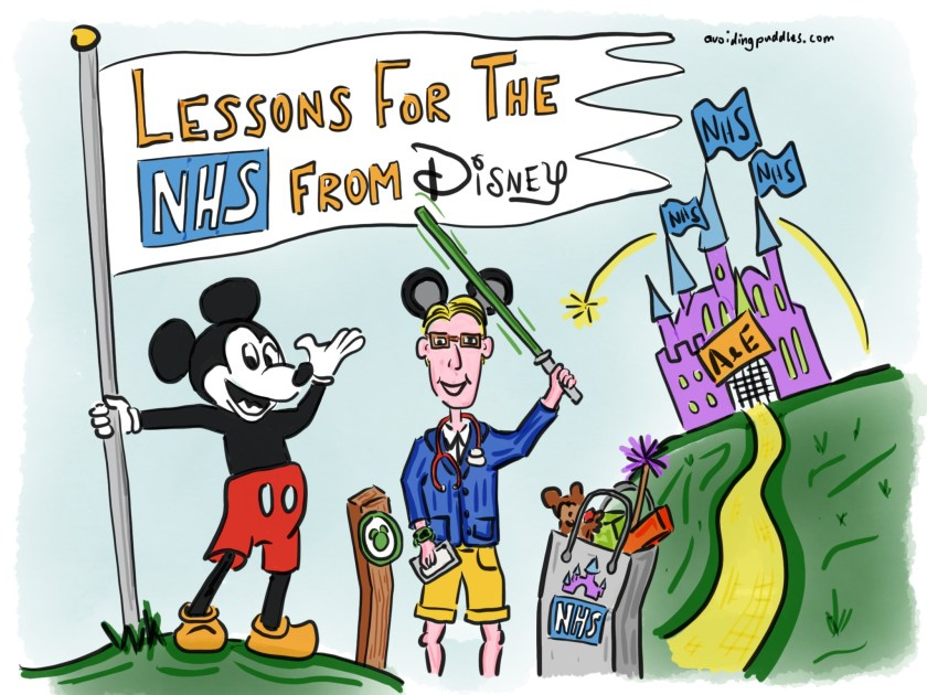 lesson-for-nhs-from-disney-sketch