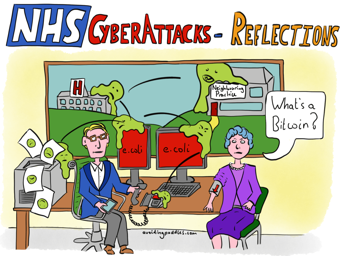 NHS Cyber Attack! – 5 things I learned