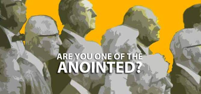 Are you one of the Anointed image