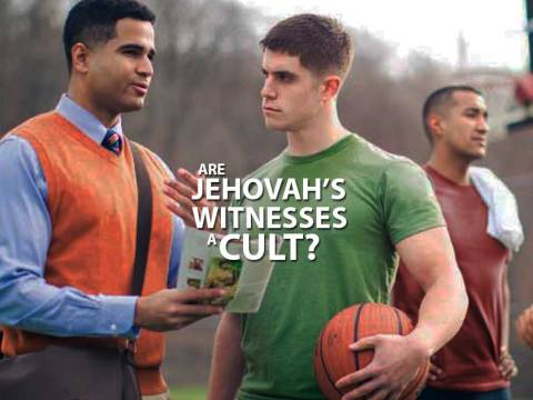 Are Jehovah's Witnesses a Cult? Image