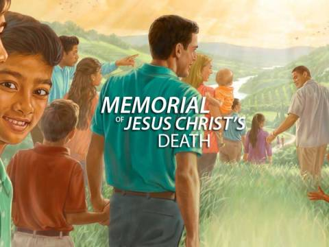 Memorial of Jesus Death 2017 image
