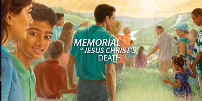 Memorial of Jesus Death 2017 image