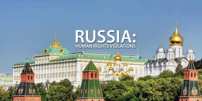 Russia: Human Rights Violations