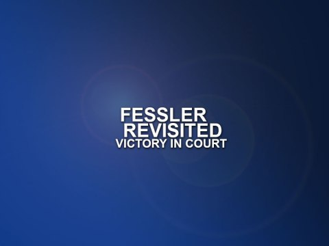 Fessler Revisited - Redwood Recounts the Events of February 2017
