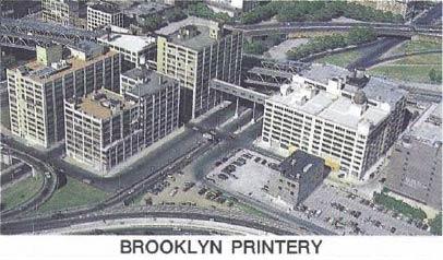 Brooklyn Printery 1989