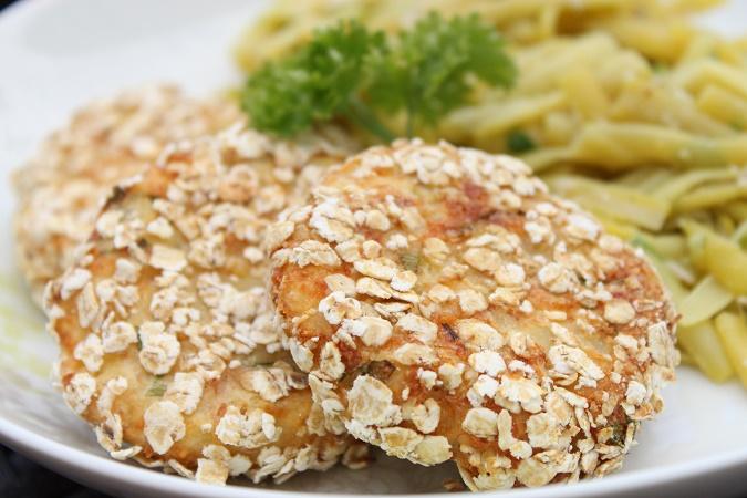 Croquettes de purée de pommes de terre