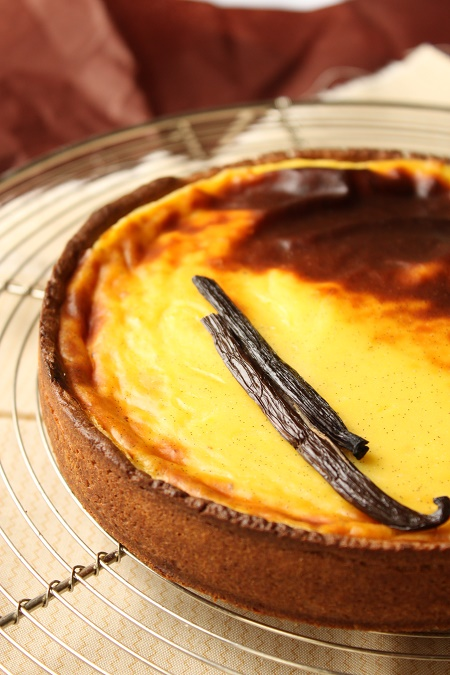 Flan pâtissier irrésistiblement vanillé