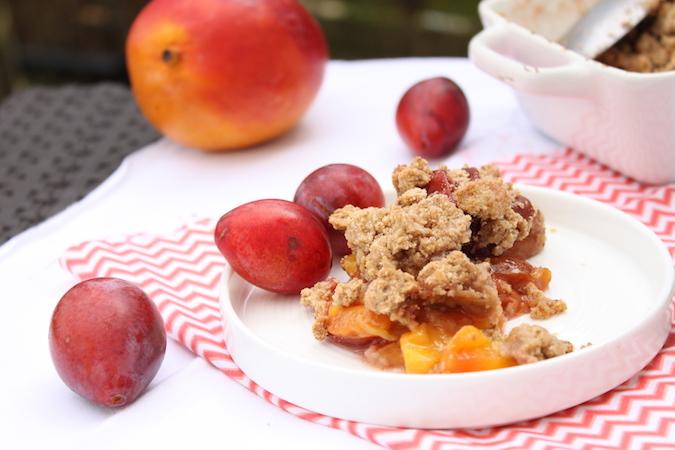 Cumble prune mangue