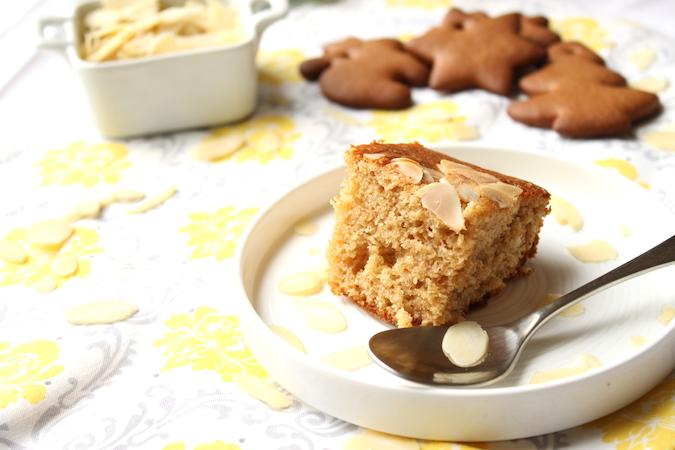 Gâteau yaourt et compote sans oeuf