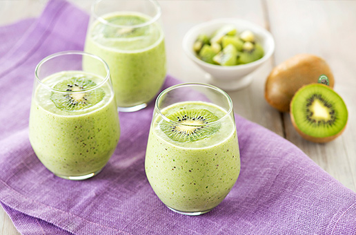 Avocado & Kiwi Smoothie