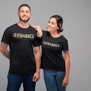 Avomance Official Designer T-Shirt – Men