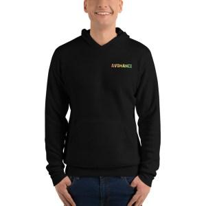 Avomance Drawstring Unisex hoodie