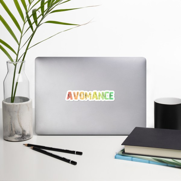 Avomance Sticker