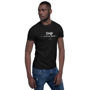 Hello Little Mate T-Shirt – Black