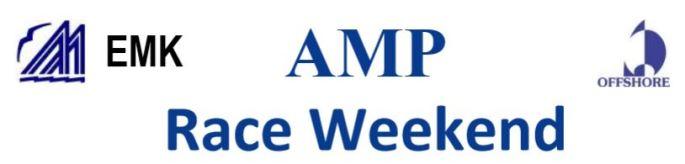 amp race weekend logo
