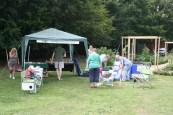 Rockbourne Archaeology Festival 2013 2
