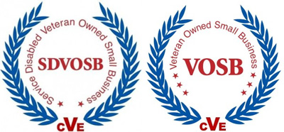 SDVOSB Badges and Veteran Owned Business Badges