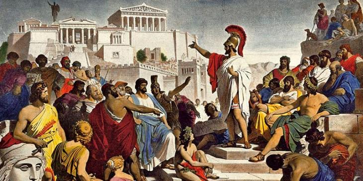 Democracia na Antiga Grécia
